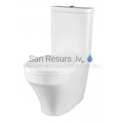 Brīvi stāvoši tualetes podi